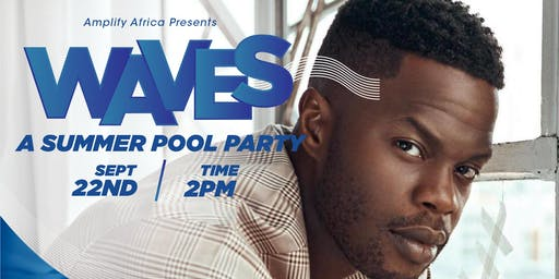 WAVES (Special Edition): A POOL PARTY with a PURPOSE