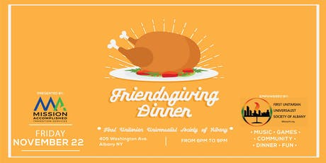 Friendsgiving Dinner Party tickets