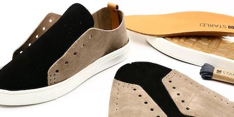 Taller Crea tus Starlei, las zapatillas sostenibles de moda entradas