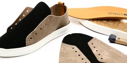 Taller Crea tus Starlei, las zapatillas sostenibles de moda