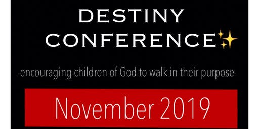 Destiny Conference 2019