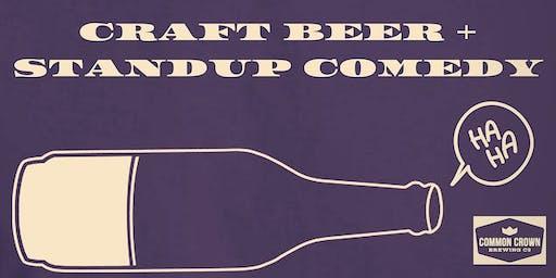 Calgary's Best Comedy & Craft Beer