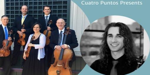 Klezmer Dreams: Music for Strings & Clarinet on Jewish Themes (Glastonbury)