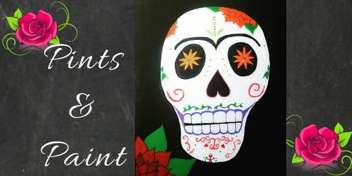 Pints and Paint at Sinistral Brewing Company
