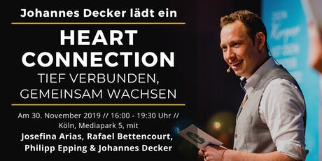 HEART CONNECTION - tief verbunden, gemeinsam wachsen Tickets