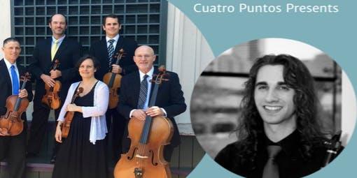 Klezmer Dreams: Music for Strings & Clarinet on Jewish Themes (Hartford)
