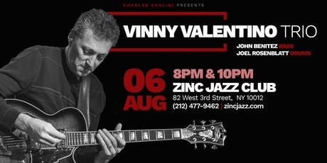 Guitar Masters Series: Vinny Valentino tickets