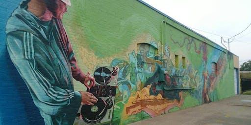 Mural Bike Tour