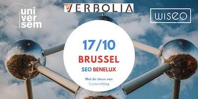 SEO Benelux Meetup Brussel \