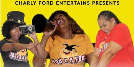 You's A Fool Improv & Variety Show! Debuting 9/20/19 Marietta, GA