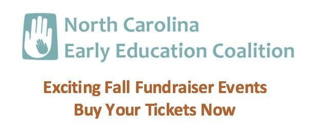 NC Early Education Coalition Fall Fundraiser Event