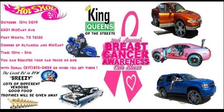 2nd Annual Breast Cancer Car Show tickets
