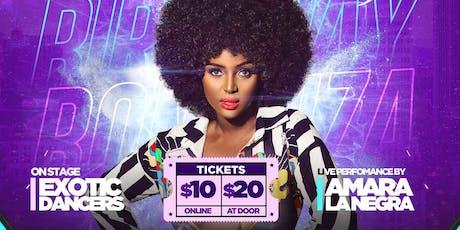 Amara La Negra Birthday Bonanza & Live Performance @ Stage 48 Main Floor tickets