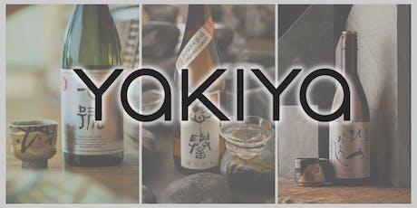 World Sake Day at Yakiya tickets