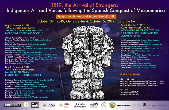 1519, the Arrival of Strangers: Indigenous Art and Voices. . . image