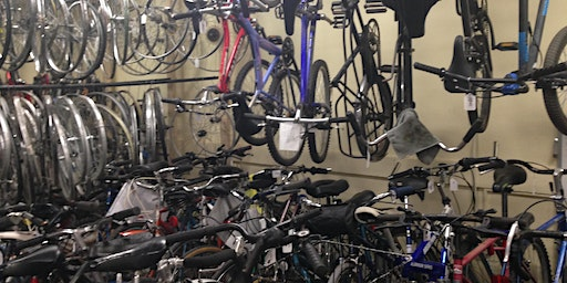 Thursay Night Bicycle Tune-Up Class