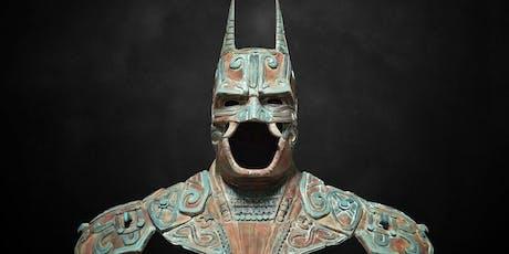 BATCON:  Convención por los 80 años de Batman entradas