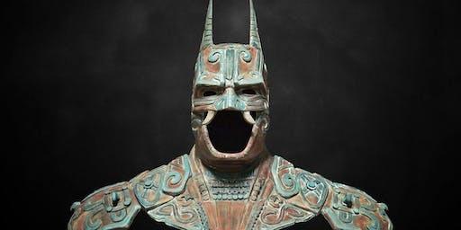 BATCON:  Convención por los 80 años de Batman