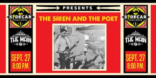 Sidecar Music Series presents: The Siren and the Poet
