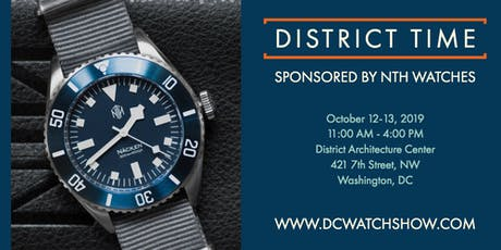 District Time Watch Show tickets
