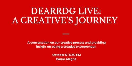 DearRDG Live: Our Creative Journey