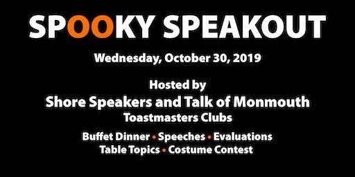 Spooky Speakout