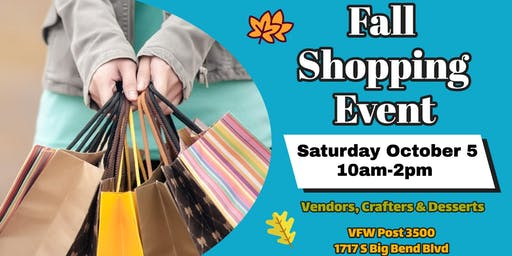 Fall Shopping Event