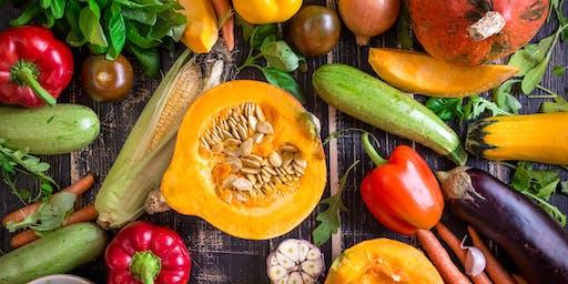 Trip to India - Harvest Vegetables