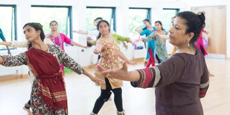 Hemantika Dance festival: Adults' Kathak workshop with Sujata Banerjee MBE tickets
