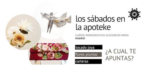 Cursos monográficos de acesorios de moda en Madrid de un dia de duración