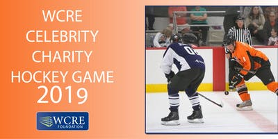 WCRE 4th Annual Celebrity Charity Hockey Event 2019 - Donation Page