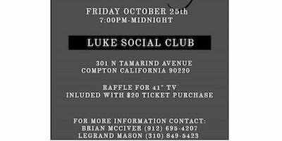 Luke Social Club's Annual Halloween Party