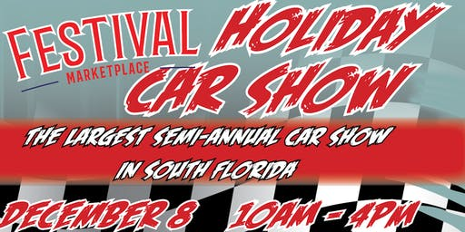 Festival Marketplace Winter Car Show 2019
