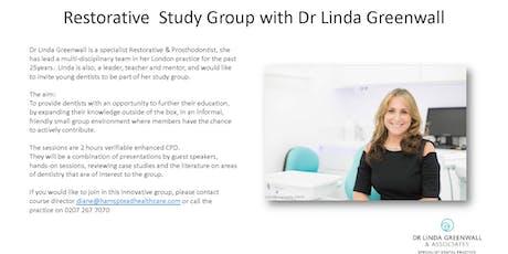 Restorative Dental Study Group tickets
