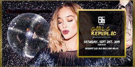 The Club Milano Sabato 21 Settembre 2019 Omaggio Donna X Info 392-9848838 biglietti