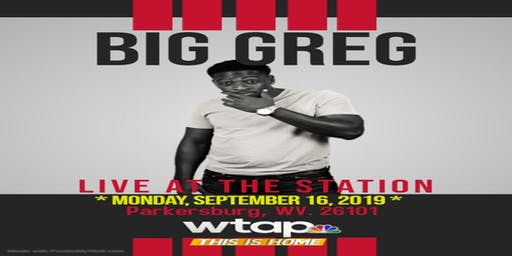 Big Greg - Oh No Media/Promotional Tour