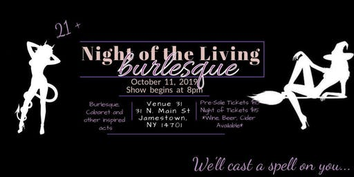 Night of the Living Burlesque