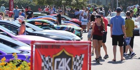 C4K Car Show 2020 tickets
