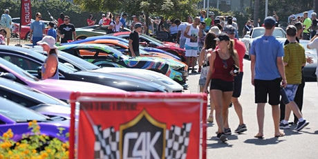 C4K Car Show 2020 tickets