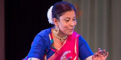 Hemantika Dance Festival: Kids' Kathak workshop with Sujata Banerjee MBE tickets