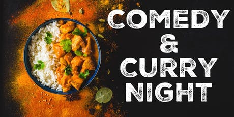 Comedy & Curry Night tickets