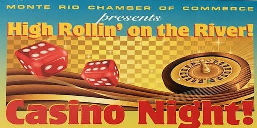 Monte Rio Chamber of Commerce presents Casino Night