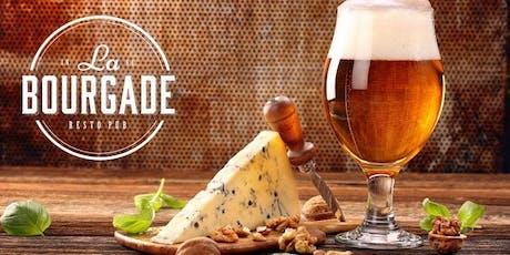 Bières & Fromages - La Bourgade billets