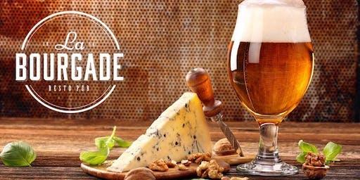 Bières & Fromages - La Bourgade