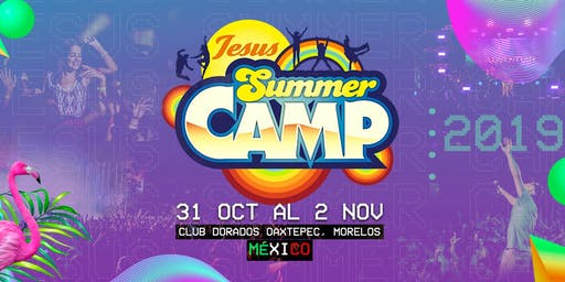 Jesus SummerCamp México (Campamento)