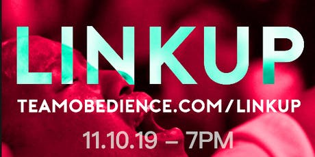 Obedience Link Up - October tickets