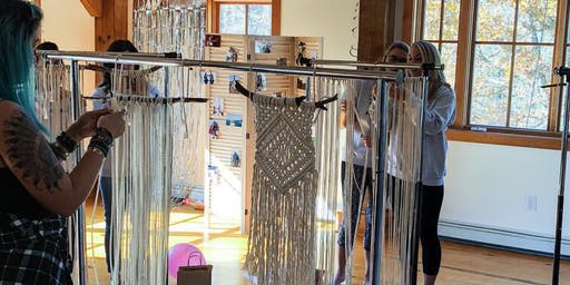 Make Your Own Macrame with In Between Dreams Co.
