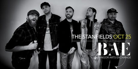 The Stanfields at the Bangor Arts Exchange tickets