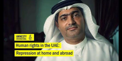 Human rights in the UAE: Repression at home and abroad
