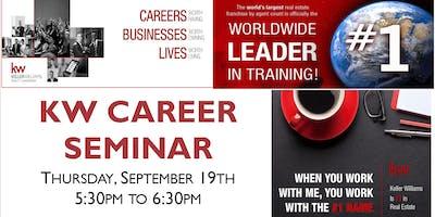 Keller Williams Career Seminar